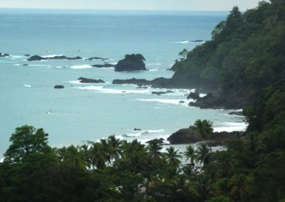 Costa Rica Pacific Coast Tour