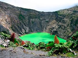 one day irazu volcano tours costa rica