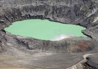 Poas Volcano Tours - Lagoon